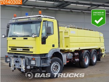 Iveco 340 6X4 Cursor Big-Axle Steelsuspension Euro 3 - camion citerne