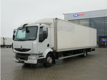 Camion fourgon Renault MIDLUM 270.12 Light P 4X2, HYDRAULIC LIFT,8,5m!!