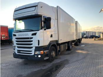 SCANIA R360 - camion fourgon