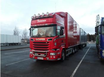 Camion fourgon SCANIA R730