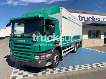 Scania P320 6X2*4 - camion fourgon
