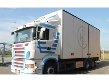 Scania R420LB 6X2  - camion fourgon