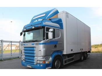 Scania R480 6x2*4MLB  - camion fourgon