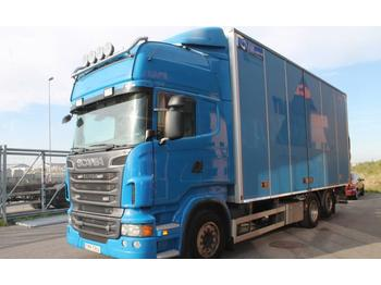 Scania R500LB6X2*4MNB Euro 5  - camion fourgon