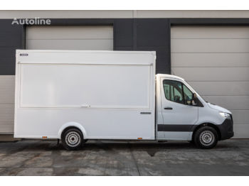 OPEL Movano Imbiss, Verkaufmobil, Food Truck - camion magasin