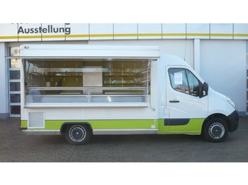 Renault Master  - camion magasin