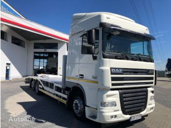 DAF XF 105.460 FAR - camion porte-voitures