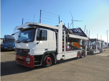 Camion porte-voitures Mercedes-Benz 2536 LL MIDLIFT