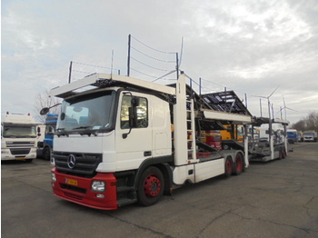 Camion porte-voitures Mercedes-Benz 2536 LL MIDLIFT 6x2: photos 1