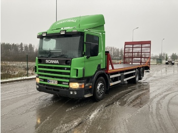 Scania 94 - camion porte-voitures