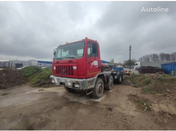 IVECO Astra HD 84.38 (Iveco engine (euro 2), iveco axles, ZF gearbox) - châssis cabine