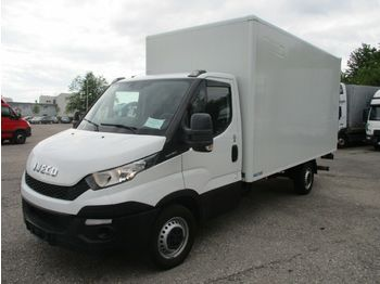 Fourgon grand volume Iveco Daily 35S15