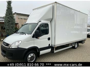 Fourgon grand volume Iveco Daily 50c14 Möbel Koffer Maxi LBW 5,31 m. 30 m³