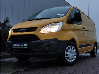 Ford Transit Custom 2.2 130  long, airco, pd - fourgon utilitaire